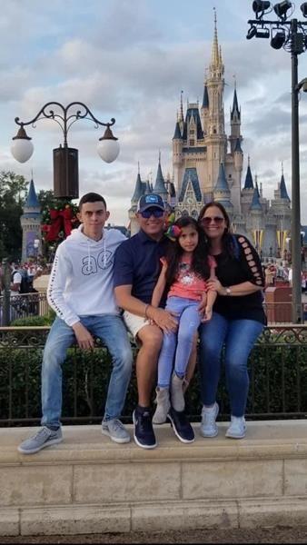 Fotografia La familia de Javier Cardona