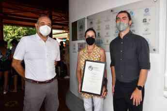 Martín Zordan, CEO de la Asociación Mundial de Zoológicos y Acuarios, visita Loro Parque