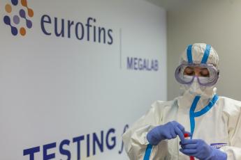 Eurofins Megalab abre un laboratorio para pruebas COVID-19 en el Aeropuerto de Tenerife Norte