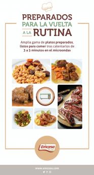 Noticias Nutrición | preparados