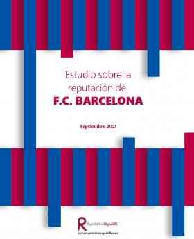 Noticias Comunicación | Estudio sobre la reputación del FC Barcelona