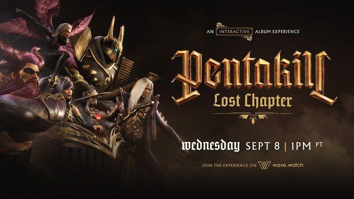 Riot Games anuncia el conicerto virtual del grupo Heavy metal Pentakill