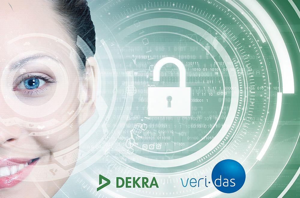 Fotografia DEKRA verifica que la herramienta de identificación no