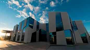 Oficinas centrales de APE Grupo