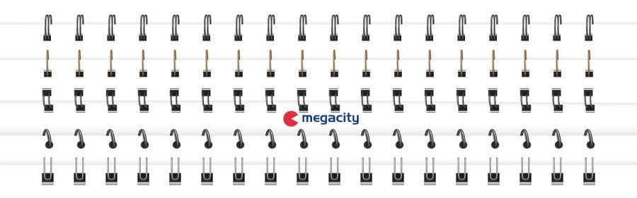 Foto de Encuadernación Megacity