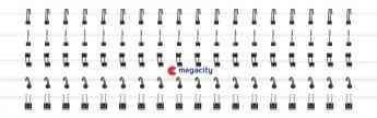 Encuadernación Megacity