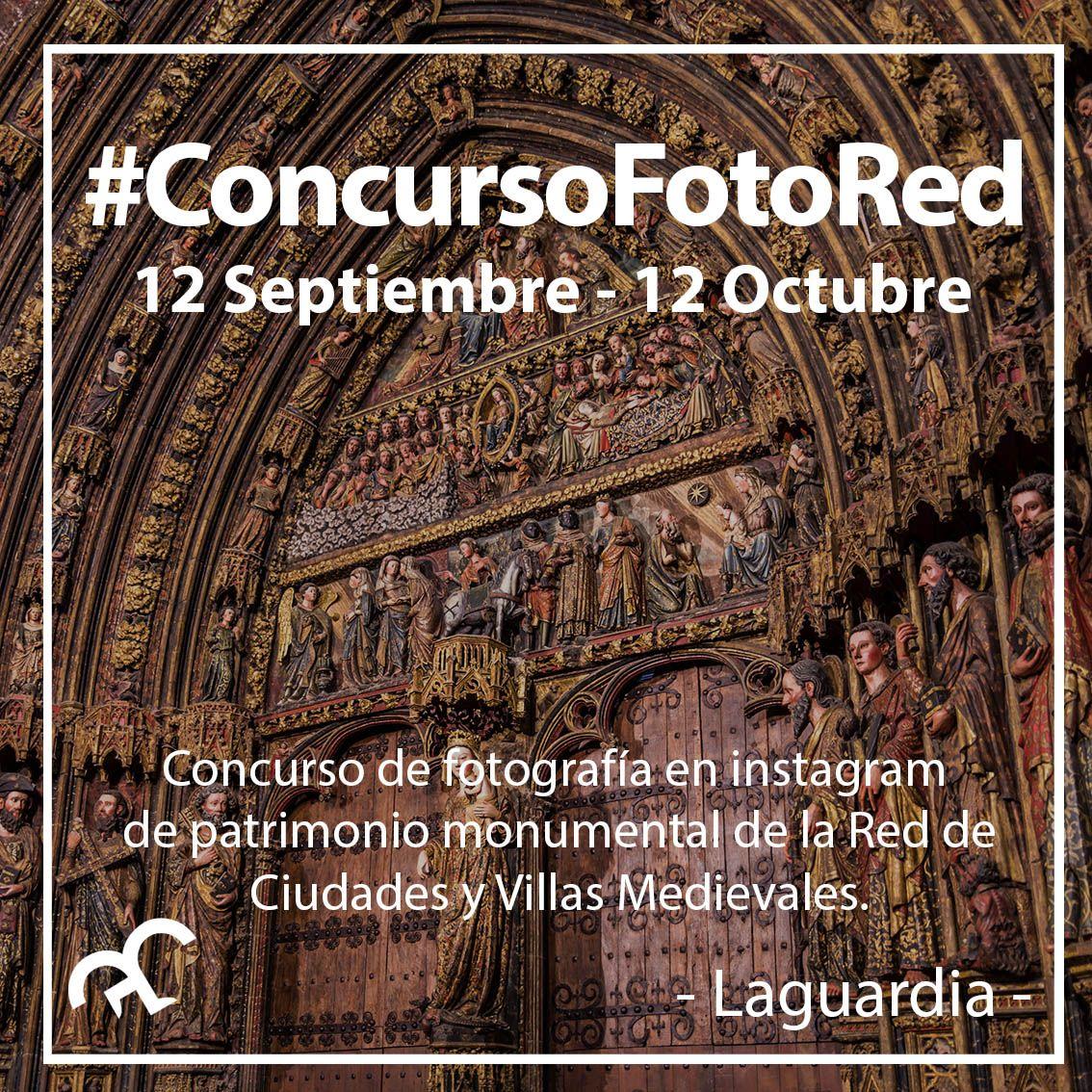 Fotografia Darse una vuelta por la Red Medieval en Instagram, tiene