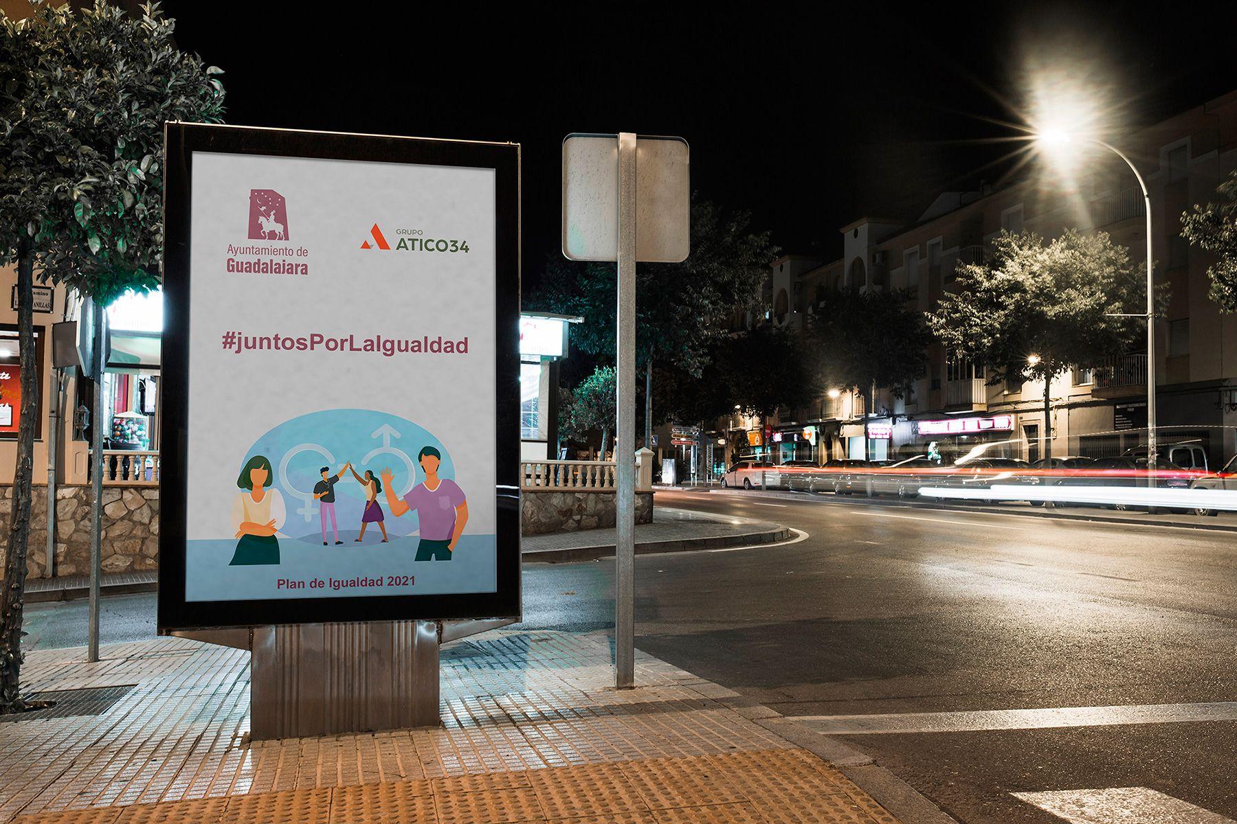 Foto de Plan de Igualdad Grupo Atico34