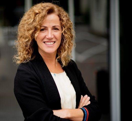 Fotografia Mariana Díez, Directora de Marketing BMI