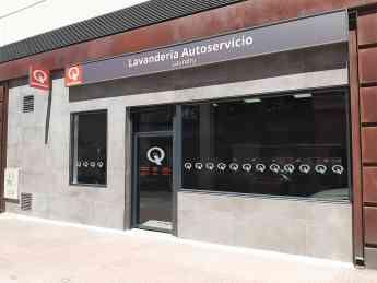 Foto de Exterior lavandería Speed Queen Móstoles
