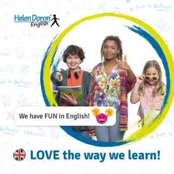 Vuelta al cole en Helen Doron English