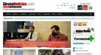 Noticias Comunicación | Captura Girona Notícies