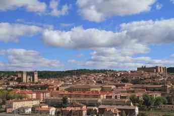 Foto de COACM y CSCAE apoyan la candidatura de Sigüenza y su entorno