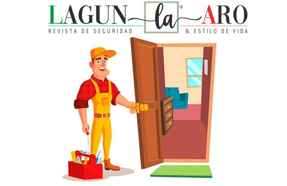 Foto de LAGUN LA ARO: Elegir una cerradura multipunto, criterios a