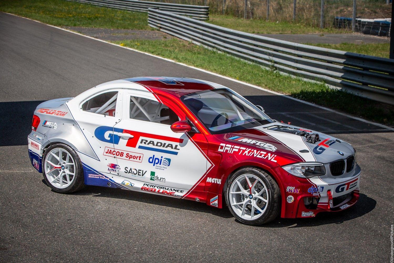 Fotografia El Campeonato francés Elite Drift FFSA cuenta con un