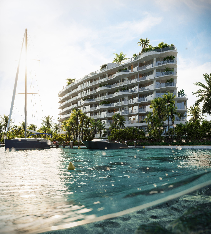 Onda Residences, un proyecto innovador en Bay Harbor, Sur de la Florida