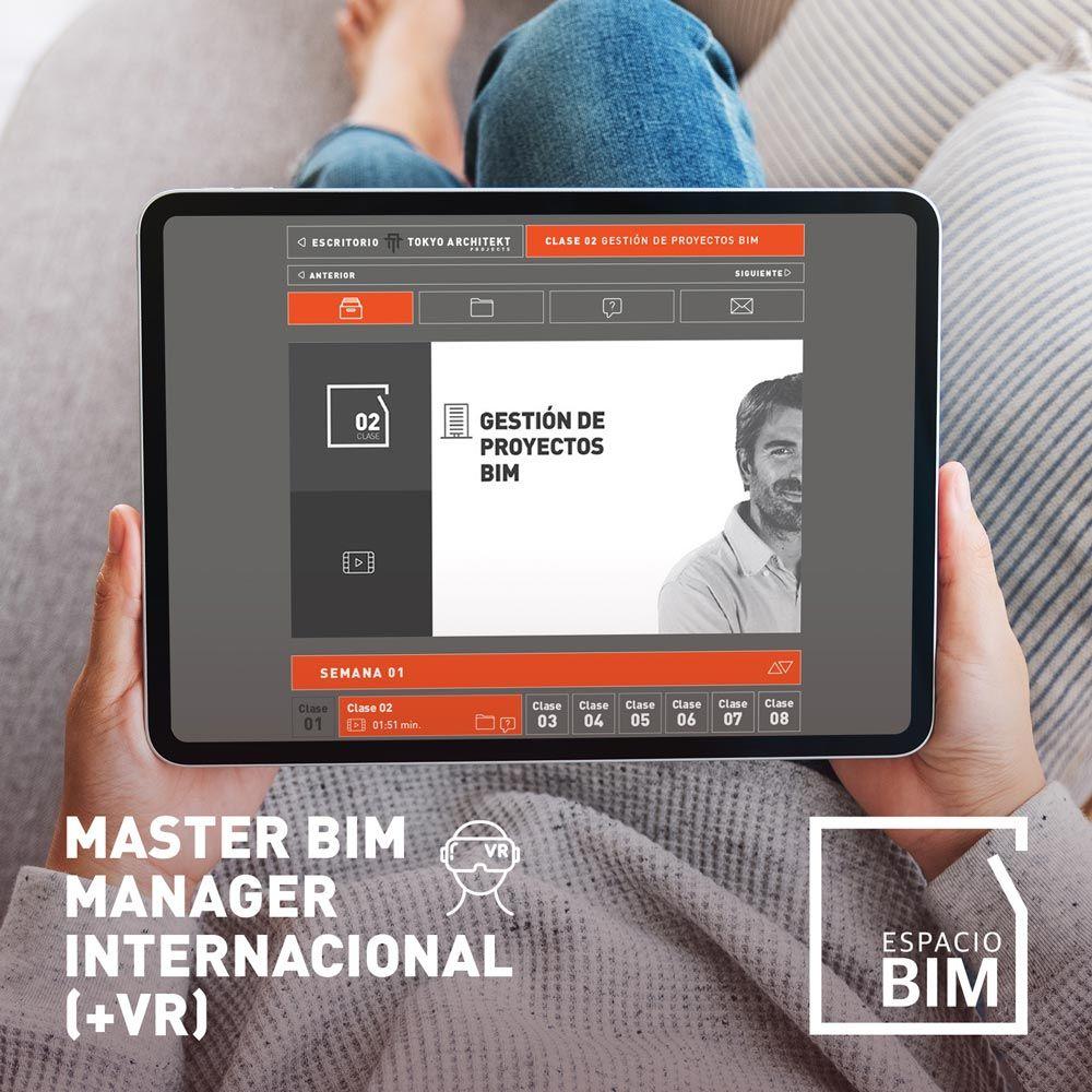 Espacio BIM, el aprendizaje global que atrae a alumnos de todo el mundo