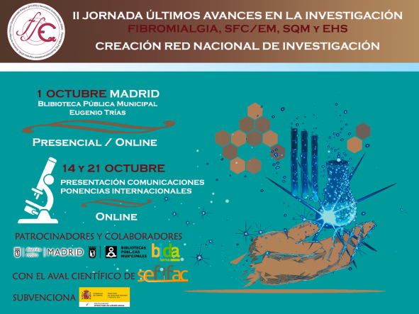 Foto de II Jornada Investigación CONFESQ