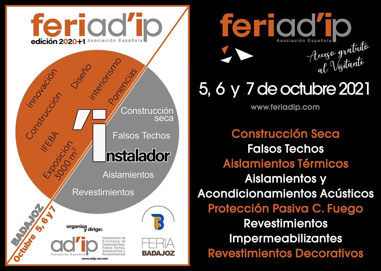 Fotografia FERIAD'IP - Presentación