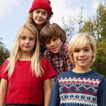 Foto de colección de UBS2 firma de moda infantil
