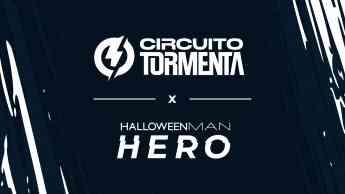 Hallowenn Hero nuevo patrocinador del Circuito Tormenta