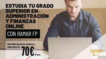 Noticias Educación | CFGS ADMINISTRACIÓN Y FINANZAS
