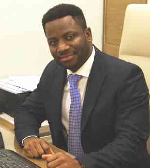 Foto de Dr. Nnamdi Elenwoke