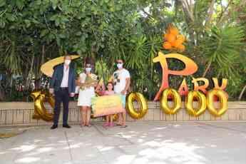 Siam Park alcanza los 10 millones de visitantes desde su apertura en
