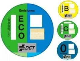 Foto de etiqueta eco