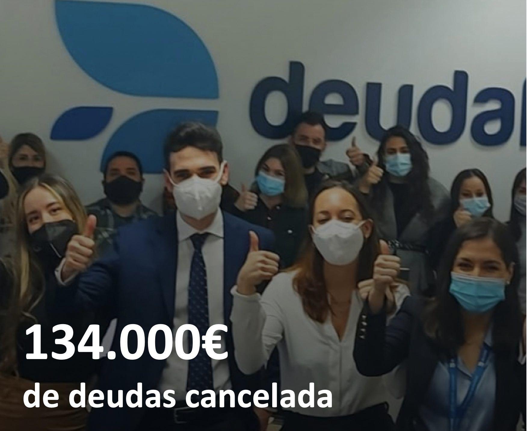 Deudafix anula deudas de 134.000? a un residente de Zaragoza con la Ley de Segunda Oportunidad