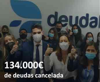 Noticias Nacional   134.000 de deudas cancelada