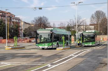 Foto de Milán impulsará una flota de 1200 eBuses con energía