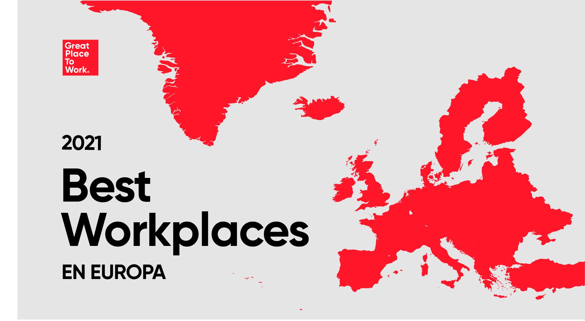 Foto de Best Workplaces Europa