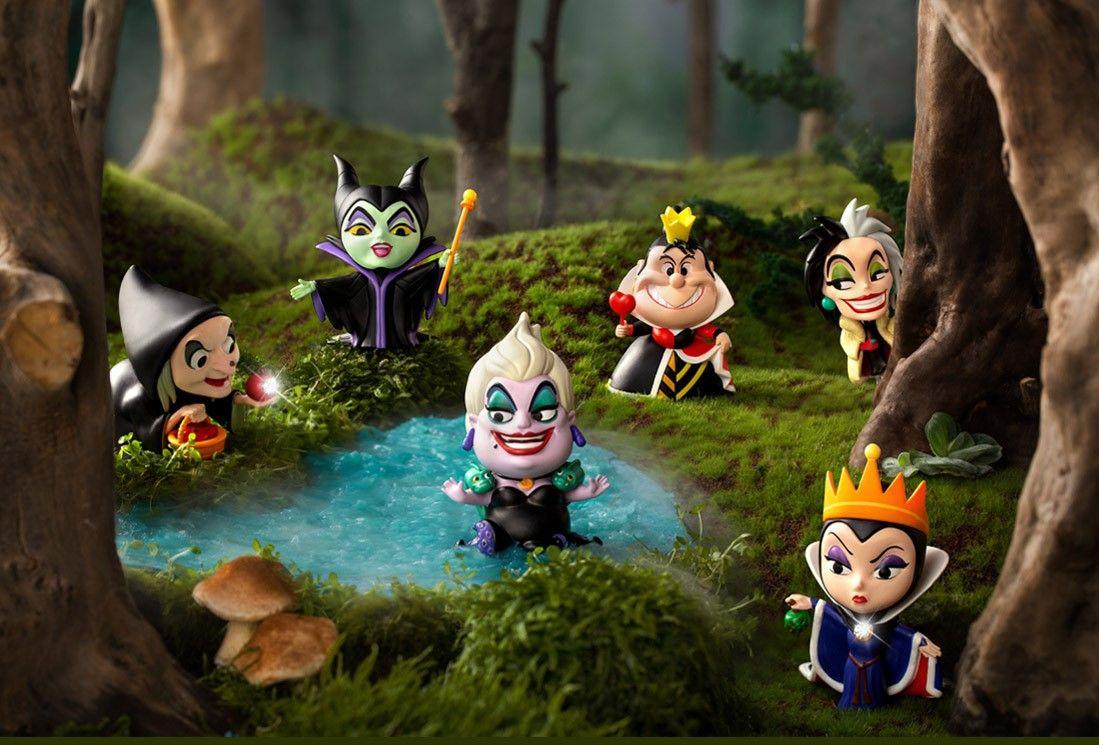 Foto de Miniso Villanas Disney