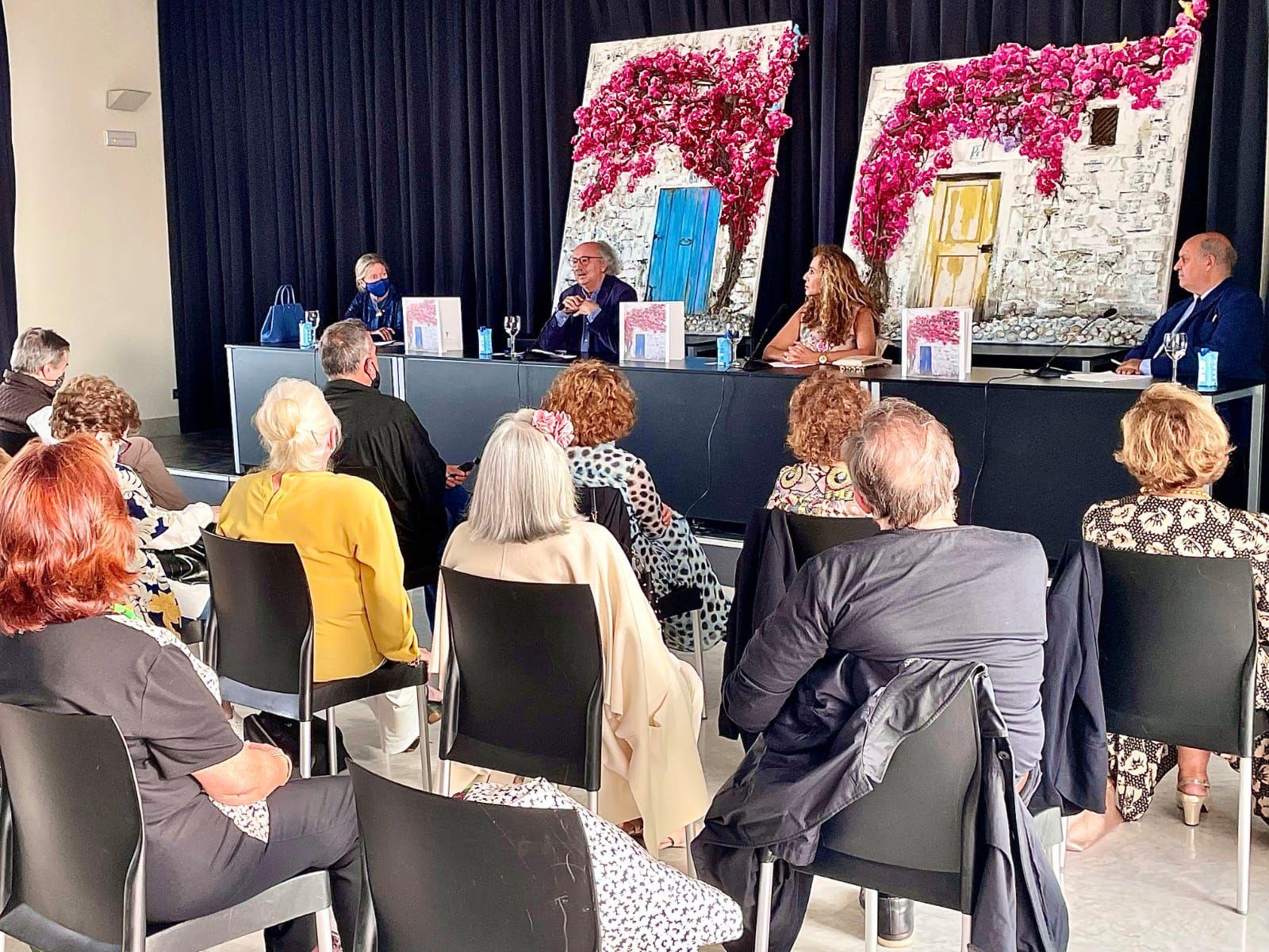 Fotografia Momento de la presentación del libro