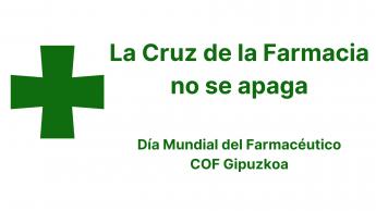 El COFG quiere visibilizar la labor del farmacéutico con motivo del Día Mundial