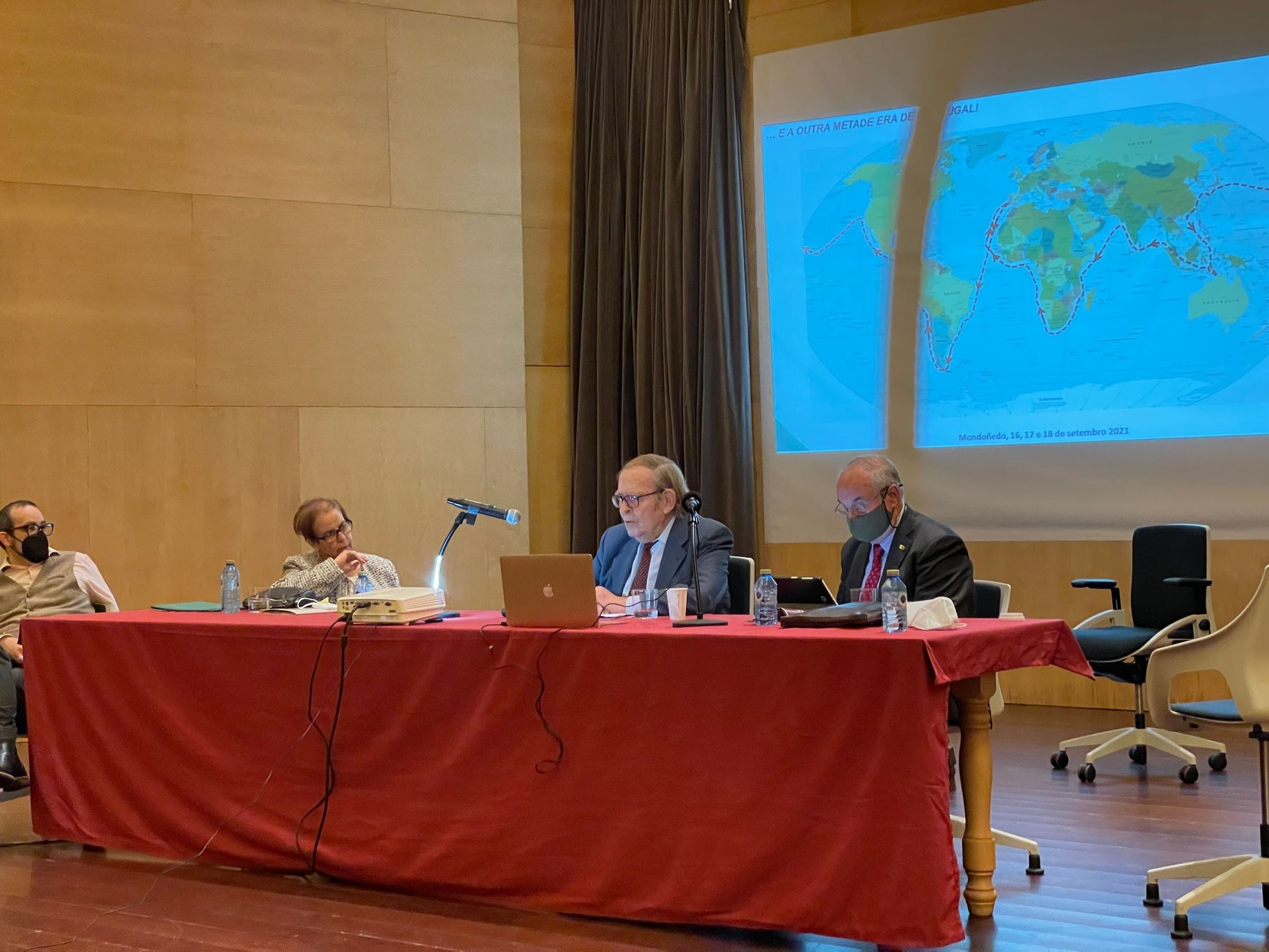 Foto de CEF.-UDIMA España y Portugal, un pasado común con Galicia