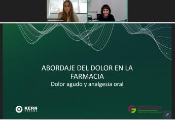 Presentación de la formación en la participaron 130 farmacéuticos guipuzcoanos/as.