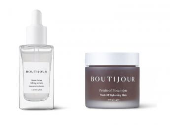 Productos Boutijour con Tsubaki