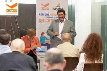 """Noticias Hombre   Presentación del proyecto """"Convivencia elegida"""""""