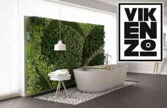 ¿Cómo elegir un jardín vertical? Por VIKENZO NATURE