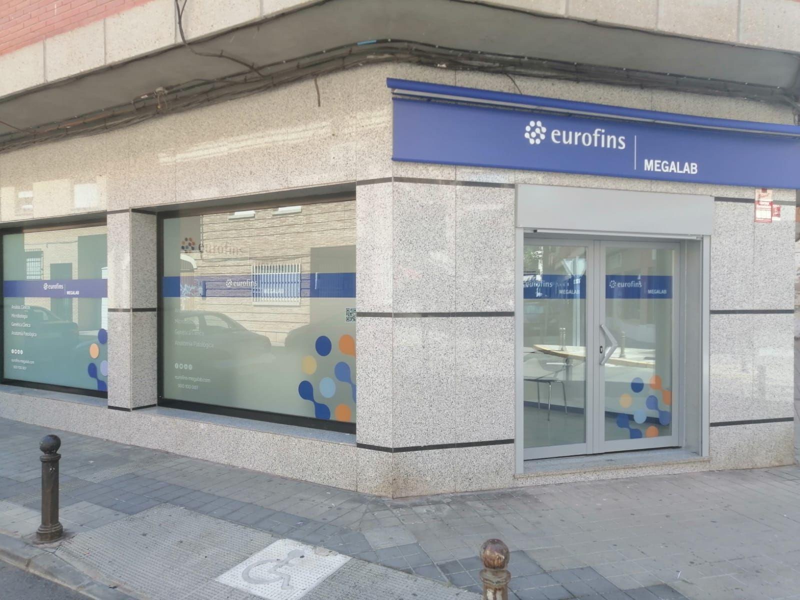 Fotografia Nuevo centro Eurofins Megalab en Ciudad Real
