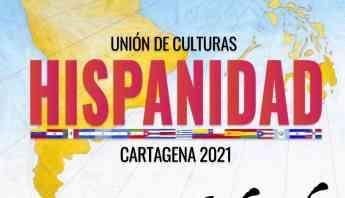 Cartel Hispanidad Cartagena