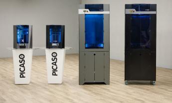 Modelos de impresoras 3D profesionales Picaso