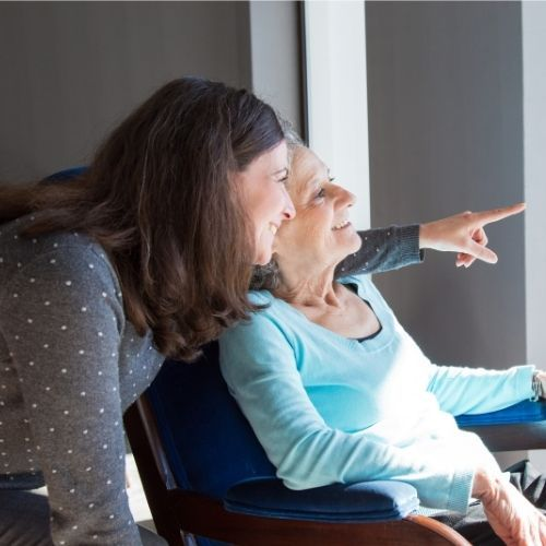 Foto de Cuidado de mayores a domicilio Helpycare Valencia