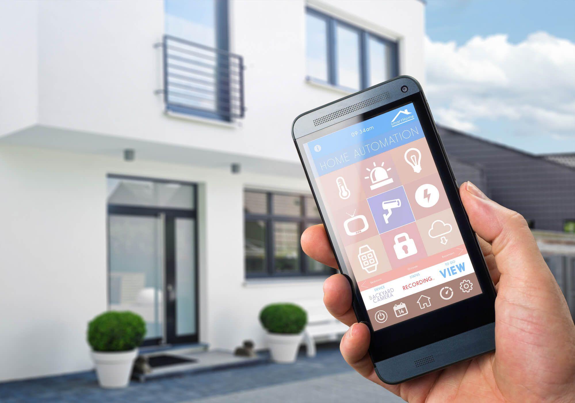 Fotografia Smart home