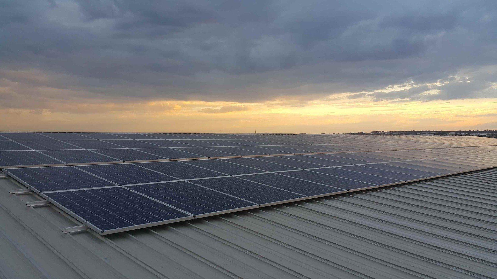 EDE Ingenieros recomienda las instalaciones fotovoltaicas en la industria
