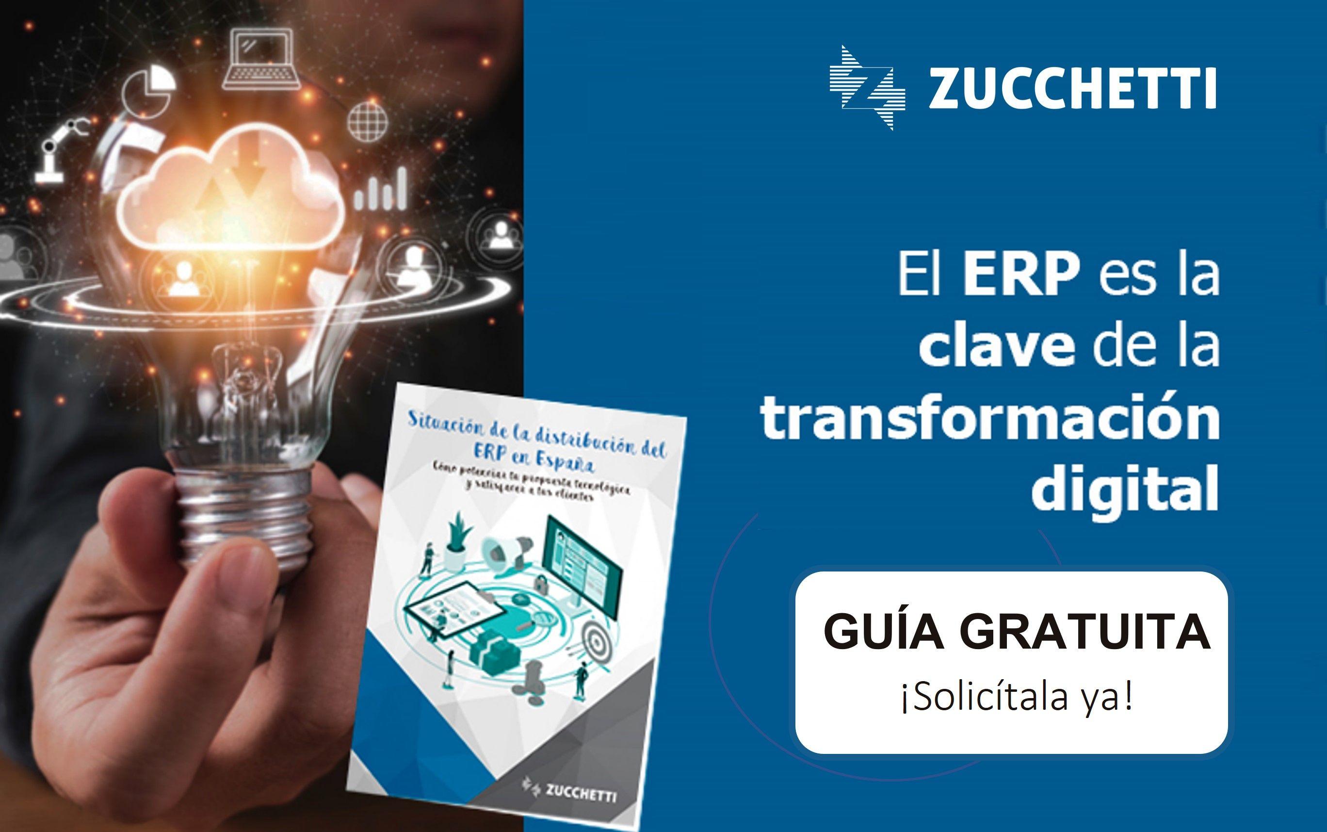 Fotografia El ERP, clave de la transformación digital