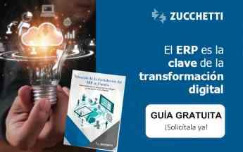 El ERP, clave de la transformación digital