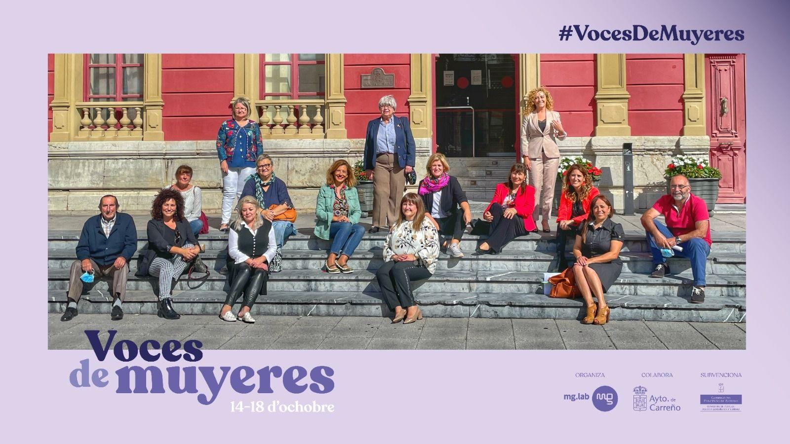 """La Agencia Asturiana mg.lab presenta el proyecto """"Voces de Muyeres"""""""